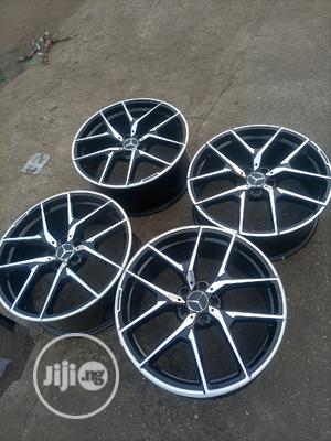 Size 20 Inches and 19 Inches for Mercedes Benz Available Now | Vehicle Parts & Accessories for sale in Lagos State, Mushin