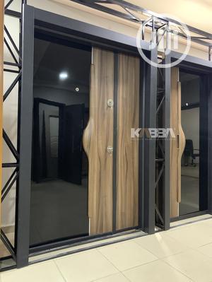 Exellent Turkish Luxury Double Security Door | Doors for sale in Abuja (FCT) State, Kubwa