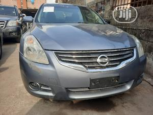 Nissan Altima 2010 2.5 S Sedan Gray | Cars for sale in Lagos State, Isolo