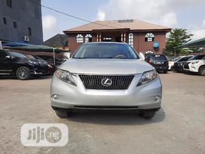 Lexus RX 2011 350 Silver | Cars for sale in Lagos State, Amuwo-Odofin