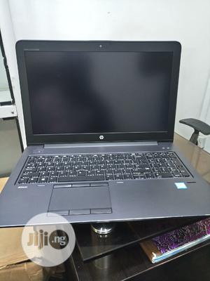 Laptop HP ZBook Studio G3 16GB Intel Core I7 SSD 512GB | Laptops & Computers for sale in Lagos State, Ikeja