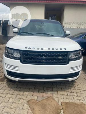 Land Rover Range Rover Sport 2014 White   Cars for sale in Oyo State, Oluyole