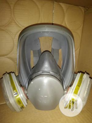Rubber Respiratory Mask. | Safetywear & Equipment for sale in Lagos State, Lagos Island (Eko)
