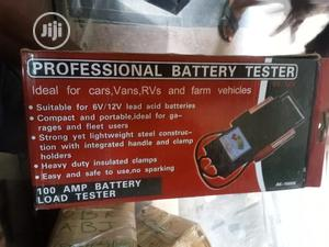 Ak_1600k Professional Battery Tester | Measuring & Layout Tools for sale in Lagos State, Apapa