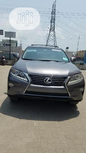 Lexus RX 2014 350 AWD Gray   Cars for sale in Lagos State, Lekki