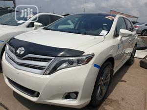 Toyota Venza 2014 White   Cars for sale in Lagos State, Apapa