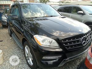 Mercedes-Benz M Class 2012 Black | Cars for sale in Abuja (FCT) State, Garki 2