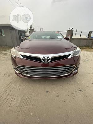 Toyota Avalon 2013 Red | Cars for sale in Lagos State, Amuwo-Odofin