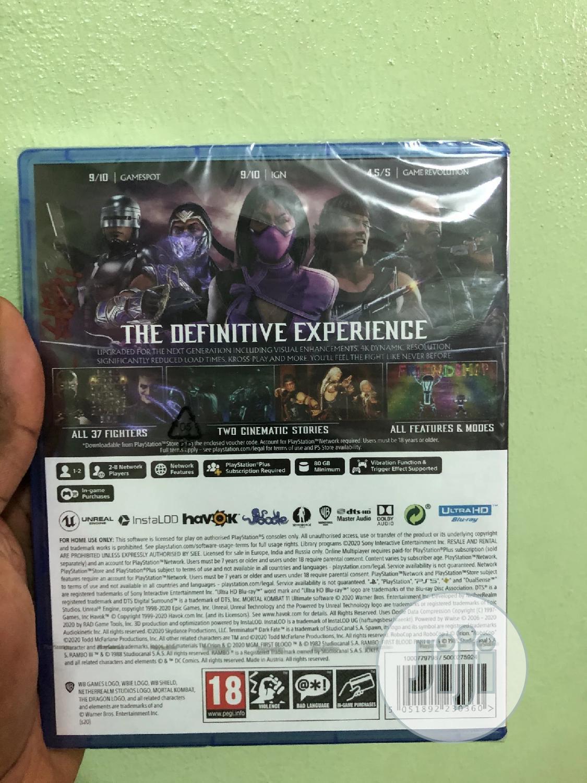 Mortal Kombat 11 Ultimate | Video Games for sale in Ikeja, Lagos State, Nigeria