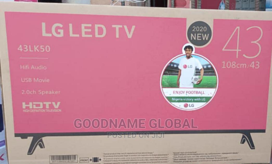 LG LED TV 43 Inches.