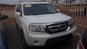 Honda Pilot 2011 White | Cars for sale in Lagos State, Ikorodu