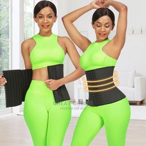 25 Steel Bones Waist Trainer Latex Slim Body | Clothing Accessories for sale in Lagos State, Surulere