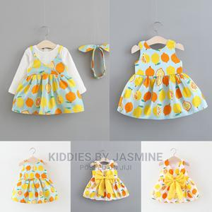 Baby Girl Fruity Gown | Children's Clothing for sale in Lagos State, Alimosho