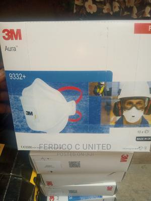 Original Face Mask 9332+ 3m   Safetywear & Equipment for sale in Lagos State, Lagos Island (Eko)