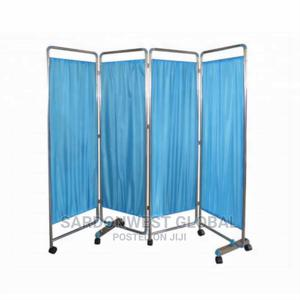 Hospital Ward Screen 4 Fold | Medical Supplies & Equipment for sale in Delta State, Warri