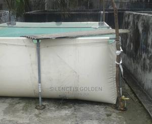 Mobile Tarpauline Fish Pond | Farm Machinery & Equipment for sale in Rivers State, Port-Harcourt