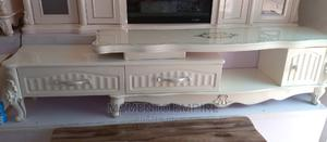 Tv Stand Royal Glass Top | Furniture for sale in Lagos State, Victoria Island