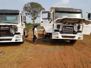 Howo Trailer Head 371hp | Trucks & Trailers for sale in Lagos State, Ojodu