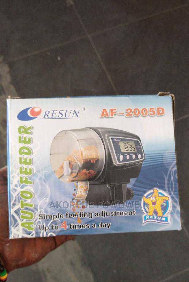 Aquarium Auto Feeder