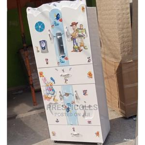 Baby Wooden Wardrobe | Children's Furniture for sale in Lagos State, Yaba