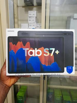 New Samsung Galaxy Tab S7+ 128 GB Gray | Tablets for sale in Lagos State, Ikeja