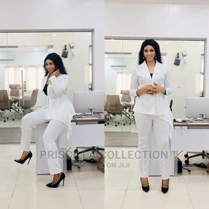 Quality White Trouser and Top Wear for Ladies | Clothing for sale in Lagos State, Ikeja