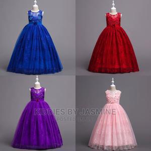 Big Girl Long Dress | Children's Clothing for sale in Lagos State, Alimosho