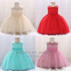 Baby Girl Beautiful Birthday Gown | Children's Clothing for sale in Lagos State, Alimosho