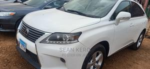 Lexus RX 2013 350 AWD White | Cars for sale in Oyo State, Egbeda