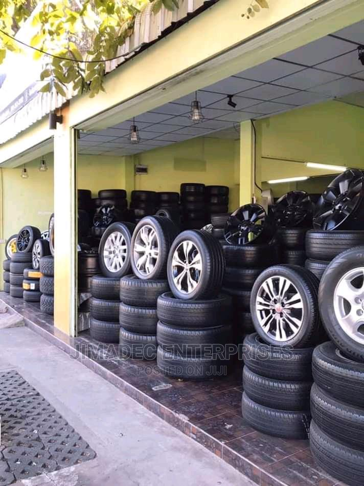 Brand New Tyres and Alloy Wheel of All Brands and Sizes