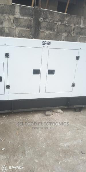 Perkins 60kva Soundproof   Electrical Equipment for sale in Lagos State, Ikeja