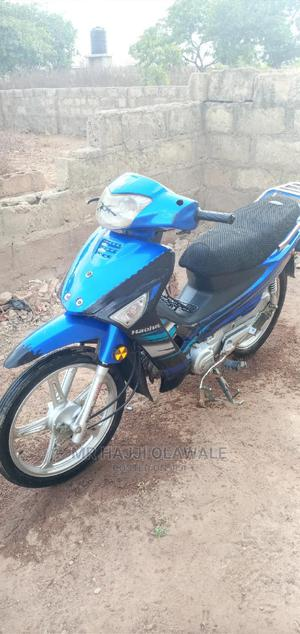 Haojue HJ150-8 2019 Blue | Motorcycles & Scooters for sale in Kwara State, Ilorin West