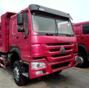 Sinotruk Howo 371 Engine Dump Truck   Trucks & Trailers for sale in Lagos State, Oshodi