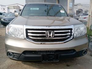 Honda Pilot 2010 Gold | Cars for sale in Lagos State, Apapa