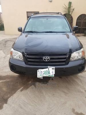 Toyota Highlander 2007 V6 Black   Cars for sale in Oyo State, Ibadan