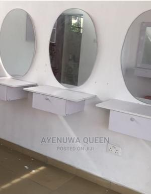Salon Mirror and Drawer   Salon Equipment for sale in Lagos State, Ibeju