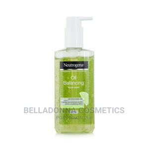 Oil Balancing Facial Wash With Lime Aloe Vera - 200ml | Skin Care for sale in Lagos State, Ipaja