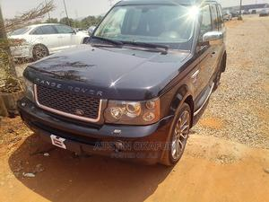 Land Rover Range Rover Sport 2008 4.2 V8 SC Black   Cars for sale in Abuja (FCT) State, Gwarinpa