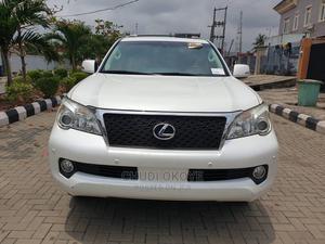 Lexus GX 2012 460 Premium White | Cars for sale in Lagos State, Amuwo-Odofin