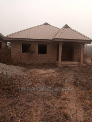 An Uncompleted 3 Bedroom Bungalow for Sale | Houses & Apartments For Sale for sale in Ibadan, Odo Ona