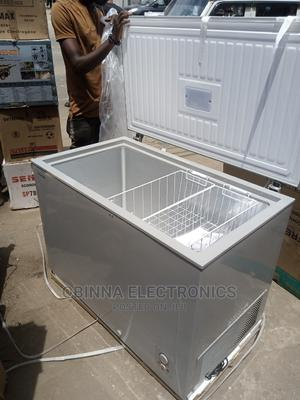 Brand New HISENSE Model 440, 310L, Silver, External Compressor | Kitchen Appliances for sale in Lagos State, Ojo