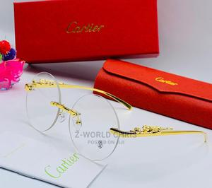 Cartier Unisex Eyeglasses | Clothing Accessories for sale in Lagos State, Surulere