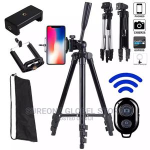 Camera Tripod Phone Stand Holder   Accessories & Supplies for Electronics for sale in Lagos State, Gbagada