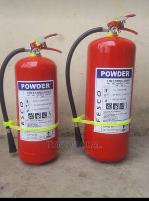 Dcp Fire Extinguisher 9kg | Safetywear & Equipment for sale in Lagos State, Lagos Island (Eko)