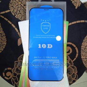 iPhone 12 Pro Max Screen Guard Protector 5D | Accessories for Mobile Phones & Tablets for sale in Lagos State, Ojo