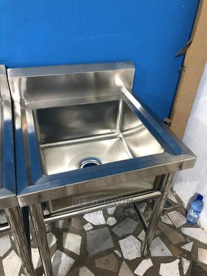 Single Sink | Plumbing & Water Supply for sale in Lagos State, Ojo