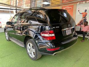 Mercedes-Benz M Class 2010 ML 350 4Matic Gray   Cars for sale in Abuja (FCT) State, Central Business District