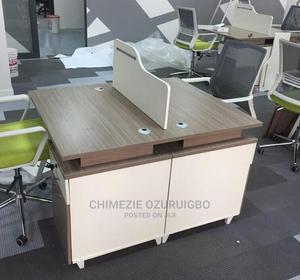 2-Man Office Workstation | Furniture for sale in Lagos State, Lekki