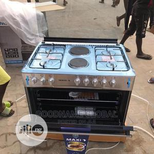 MAXI Gas Cooker/Oven | Kitchen Appliances for sale in Lagos State, Ojo
