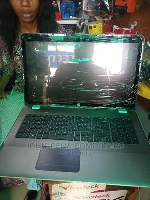 Laptop HP Envy 17 8GB Intel Core I7 HDD 1T   Laptops & Computers for sale in Lagos State, Ikeja